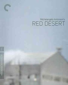 Red Desert - (Region A Import Blu-ray Disc)