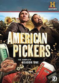 American Pickers:Complete Season 1 -(parallel import - Region 1)