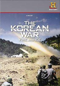 Korean War:Fire and Ice - (Region 1 Import DVD)