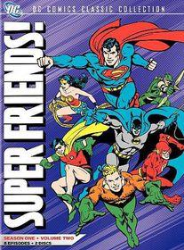 Superfriends:Ssn1 Vol 2 - (Region 1 Import DVD)