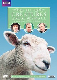 All Creatures Great & Small:Ssn6 - (Region 1 Import DVD)