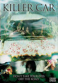 Killer Car - (Region 1 Import DVD)