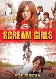 Scream Girls - (Region 1 Import DVD)