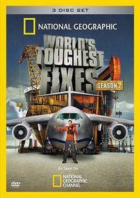World's Toughest Fixes:Season Two - (Region 1 Import DVD)