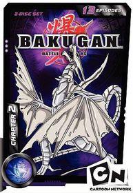 Bakugan Chapter 2 - (Region 1 Import DVD)