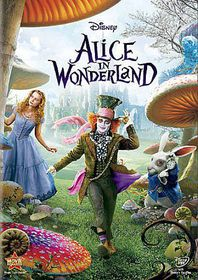 Alice in Wonderland - (Region 1 Import DVD)