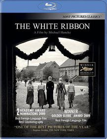 White Ribbon - (Region A Import Blu-ray Disc)