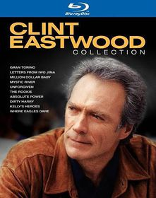 Clint Eastwood Collection - (Region A Import Blu-ray Disc)