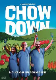Chow Down - (Region 1 Import DVD)