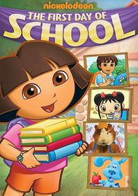 Nick Jr Favorites:First Day of Schoo - (Region 1 Import DVD)