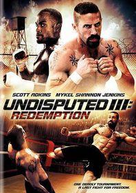 Undisputed III:Redemption - (Region 1 Import DVD)