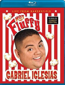 Gabriel Iglesias:Hot and Fluffy - (Region A Import Blu-ray Disc)