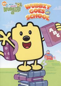 Wow Wow Wubbzy:Wubbzy Goes to School - (Region 1 Import DVD)