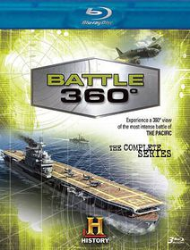 Patton 360:Complete Season 1 - (Region A Import Blu-ray Disc)