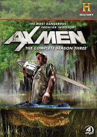 Ax Men:Complete Season 3 -(parallel import - Region 1)