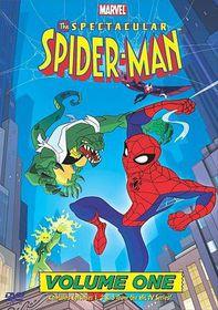 Spectacular Spider Man Vol 1 - (Region 1 Import DVD)