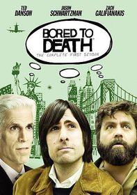 Bored to Death:Season 1 - (Region 1 Import DVD)