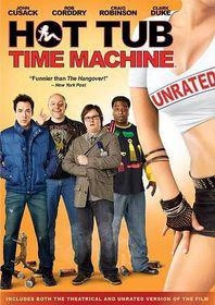 Hot Tub Time Machine - (Region 1 Import DVD)