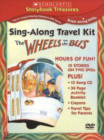 Wheels on the Bus Sing Along Travel K - (Region 1 Import DVD)