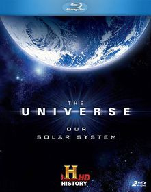 Universe:Our Solar System - (Region A Import Blu-ray Disc)