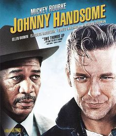Johnny Handsome - (Region A Import Blu-ray Disc)