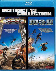 District B 13/District 13 Ultimatum - (Region A Import Blu-ray Disc)