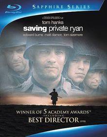 Saving Private Ryan - (Region A Import Blu-ray Disc)