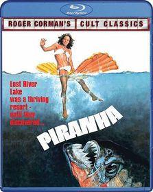 Piranha - (Region A Import Blu-ray Disc)