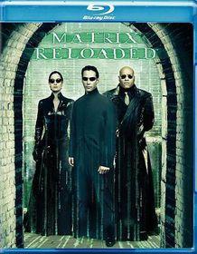 Matrix Reloaded - (Region A Import Blu-ray Disc)