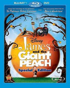 James and the Giant Peach Se - (Region A Import Blu-ray Disc)
