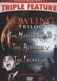Howling Trilogy - (Region 1 Import DVD)