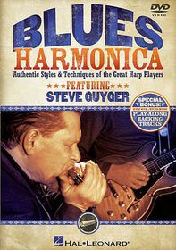 Blues Harmonica - (Region 1 Import DVD)