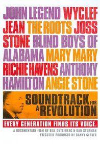 Soundtrack for a Revolution - (Region 1 Import DVD)