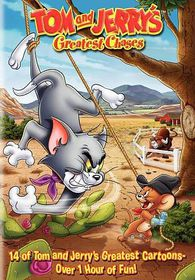 Tom and Jerry's Greatest Chases:V5 - (Region 1 Import DVD)