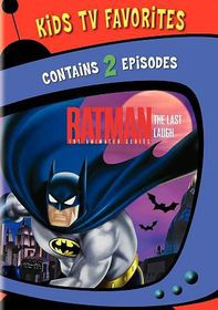Batman:Animated Series Last Laugh - (Region 1 Import DVD)