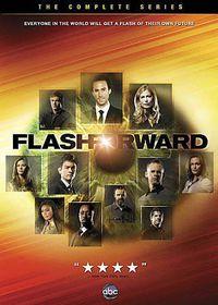 Flash Forward:Complete Series - (Region 1 Import DVD)