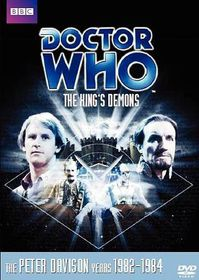Doctor Who:King's Demons - (Region 1 Import DVD)