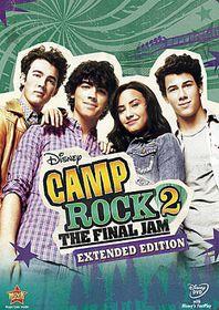 Camp Rock 2:Final Jam Extended Ed - (Region 1 Import DVD)