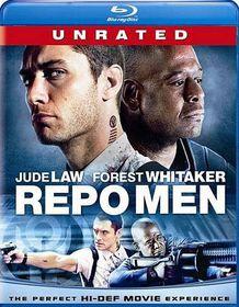 Repo Men - (Region A Import Blu-ray Disc)