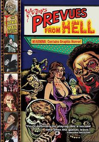 Mad Ron's Prevues from Hell - (Region 1 Import DVD)