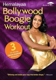 Hemalayaa:Bollywood Boogie Workout - (Region 1 Import DVD)
