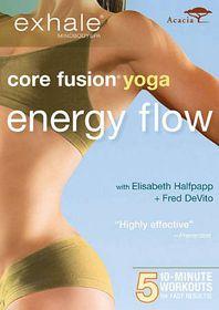 Exhale:Core Fusion Yoga Energy Flow - (Region 1 Import DVD)