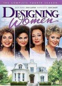 Designing Women Season 4 - (Region 1 Import DVD)