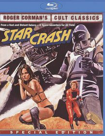 Star Crash - (Region A Import Blu-ray Disc)