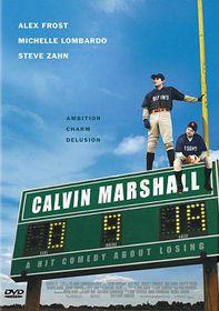 Calvin Marshall - (Region 1 Import DVD)