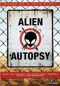 Alien Autopsy - (Region 1 Import DVD)