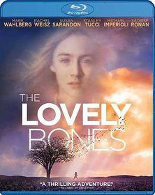 Lovely Bones - (Region A Import Blu-ray Disc)
