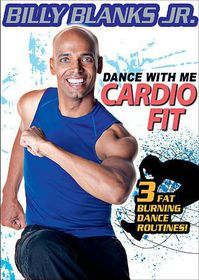 Billy Blanks Jr:Dance with Me Cardio - (Region 1 Import DVD)