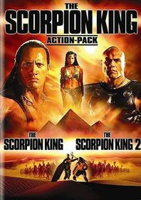 Scorpion King Action Pack - (Region 1 Import DVD)