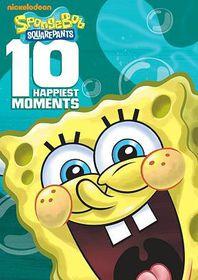 Spongebob Squarepants:10 Happiest Mom - (Region 1 Import DVD)